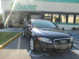 audi leasing usa 2008 used audi a4 2 0t at cars usa serving miami fl iid