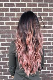 best 25 balayage pink ideas on pinterest color ombre hair