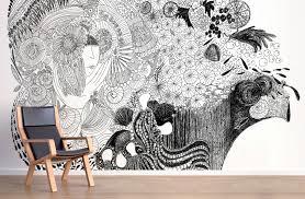 simple mural designs wall murals you ll love murals beautiful nursery wall