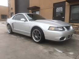 2003 ford mustang cobra terminator coupe anniversary edition