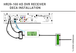installing the deca1mro 01 fir whole house dvr at u0026t community