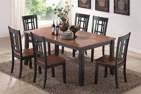 black dining table with bench black kitchen table and chairs kitchen table and chairs amazing