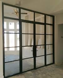 metal glass doors steel framed entry doors anderson glass