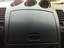 Car Interior Carbon Fiber Vinyl 3m Scotchprint Black Carbon Fiber Vinyl On Interior My350z Com