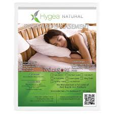 Crib Mattress Pads by Hygea Natural Hygea Natural Bed Bug Mattress Cover Or Box Spring
