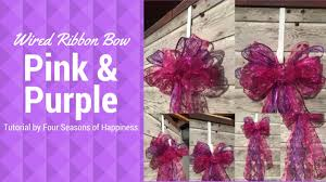 How To Make A Decorative - easy bow tutorial how to make a cheap simple bow how to make a
