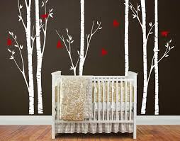 Wall Tree Decals For Nursery Tree Wall Decals For Nursery Family Design Idea And Decorations