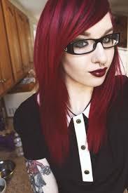 129 best dark red hair colors images on pinterest dark red hair