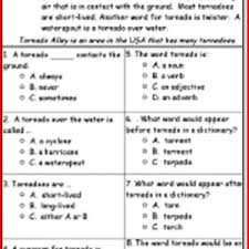 awesome collection of reading comprehension worksheets 3rd grade