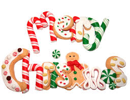 merry cookies lights decoration