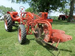 1940 allis chalmers rc tractor with 2 bottom plow allis chalmers