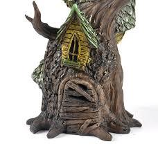 the tree house fairy home amazon co uk garden u0026 outdoors
