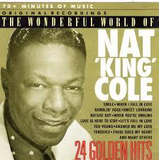 cd album nat king cole the wonderful world of nat king cole