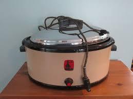 vintage nesco huge electric roaster oven buffet pans dutch oven