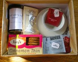feel better care package ideas tea party in a box tea sick and teas