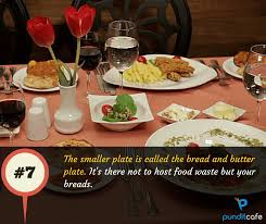 Dining Table With Food Table Etiquette Dining Manners Pundit Cafe