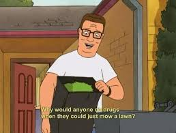 King Of The Hill Meme - hank hill helps luanne get out of a cult on king of the hill