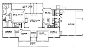 4 bedroom ranch floor plans 5 bedroom split level house plans exclusive ideas 12 floor with pool