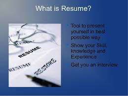 How To Present A Resume How To Write A Resume For Cna Job