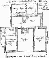 floor plan of windsor castle corfe castle british history online