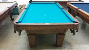 Gandy Pool Table Prices by Somar Billiards Used Pool Tables