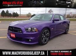 2014 dodge challenger plum purple 2014 dodge charger srt8 bee maciver dodge jeep newmarket