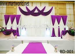 Cheap Draping Material 2017 Latest Wedding Drape Wedding Draping Fabric Used For Wedding