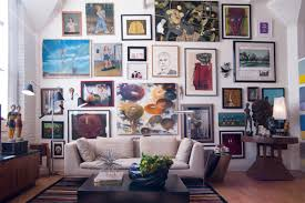 wall gallery ideas 58 stylish ways to transform ordinary walls into art gallery walls