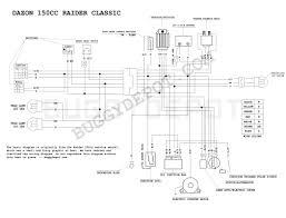 chinese 4 wheeler wiring diagram for 200cc 250cc quad full