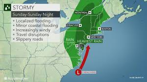 New Jersey travel forecast images Major storm to create travel nightmare in northeastern us with a jpg