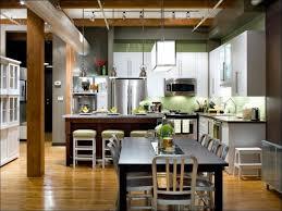 Vintage Galley Kitchen - kitchen kitchen island blueprints kitchen layout ideas galley