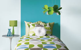 peinture chambre bleu formidable peinture chambre bleu turquoise 1 couleurs de peinture