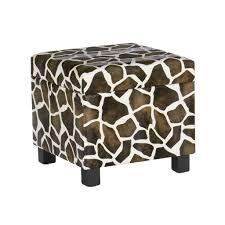5 best zebra ottoman u2013 no drab room any more tool box