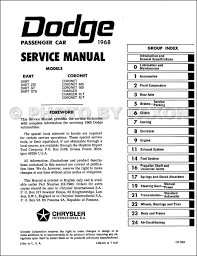 2009 dodge charger owners manual 1968 dodge charger coronet dart repair shop manual reprint