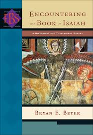 encountering the book of isaiah baker publishing group