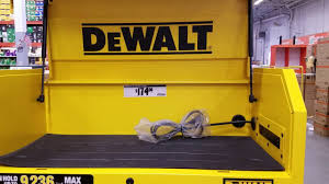 Rolling Tool Cabinet Sale Dewalt Rolling Tool Chest Breakdown By Milwaukee Rep Youtube