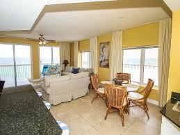 3 bedroom condos in panama city beach fl 3 bedroom 3 bath calypso west end unit vrbo beach