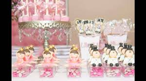 Youtube Baby Shower Ideas by Fascinating Ballerina Party Decorations Ideas Youtube