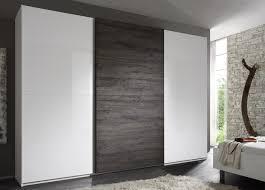 armoire de chambre design cuisine armoire design portes coulissantes cm laquã e blanche et