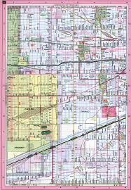 City Map Of Illinois by City Of Chicago