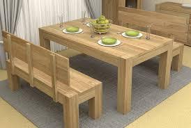 DIY Dining Room Table Bench - Diy dining room tables