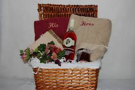 wedding baskets gift baskets for weddings