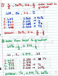 95 best math percents decimals and fractions images on