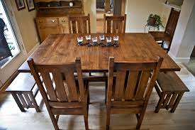 mission style dining room set how to build mission style dining table boundless table ideas