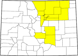 Colorado Drought Map by 2013 Colorado Floods Wikipedia