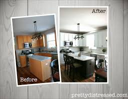 transitional kitchen with merillat classic cabinets in portrait