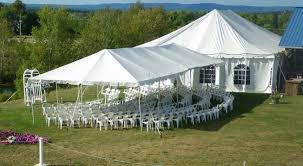 Canopy Tent Wedding by Welcome To Enchanting Event Designs Your Professional Event Decor
