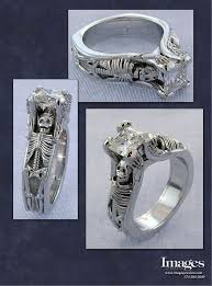 black custom rings images 103 best skeleton jewelry images skeletons custom jpg