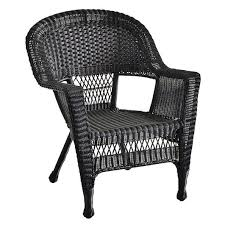 Overstock Patio Chairs Wicker Patio Chairs Set Of 4 Free Shipping Today Overstock