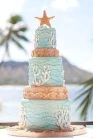 beachy wedding cakes whimsical wedding whimsical starfish wedding cake 2060006